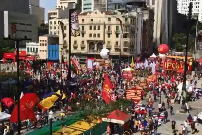 Manifestação Anhangabaú