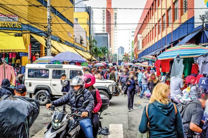São Paulo 30 agosto 2021Rua Tiers, Braz.Foto Alexandre Battibugli VSP