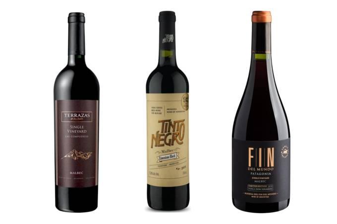 Vinhos Malbec