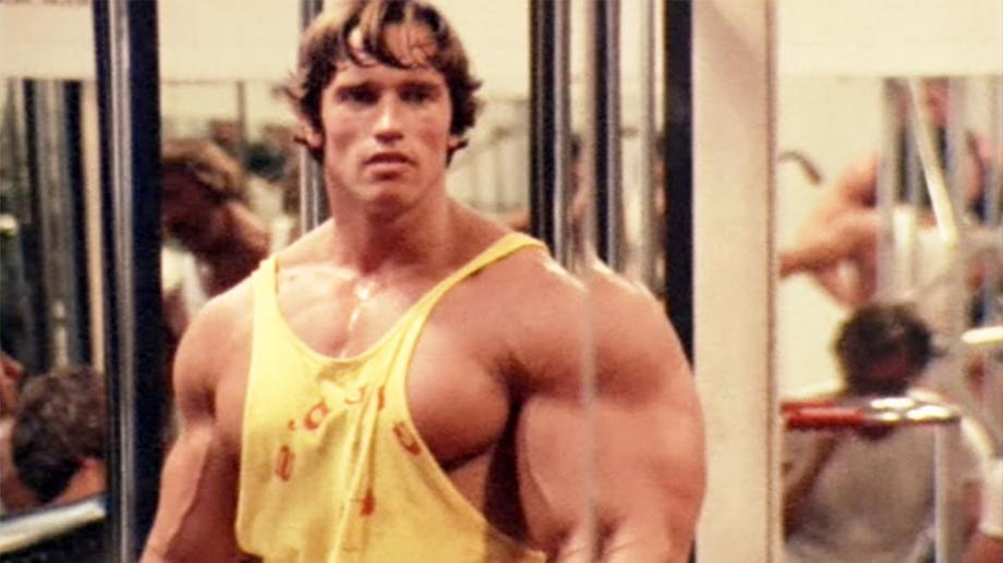 Arnold Schwarzenegger no filme