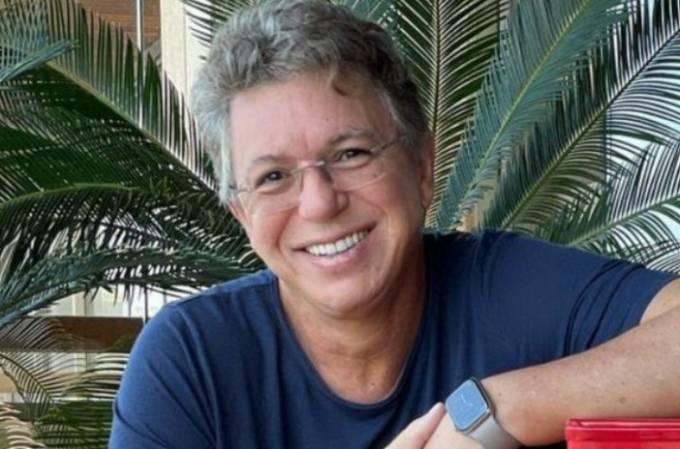 O diretor da Rede Globo Boninho