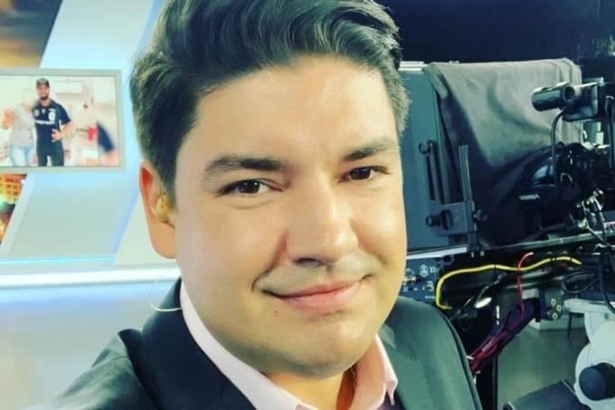 Bruno Peruka: demissão da Record TV