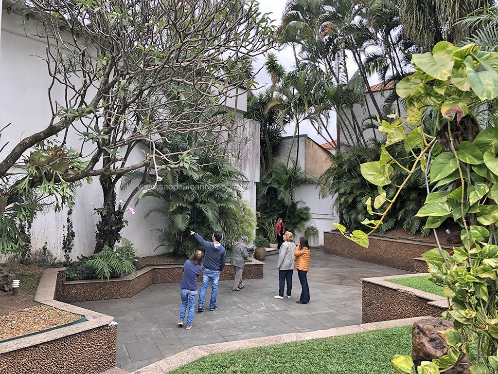 vicentematheus_adrianaalmeida Residência de casal que presidiu o Corinthians é demolida; veja fotos