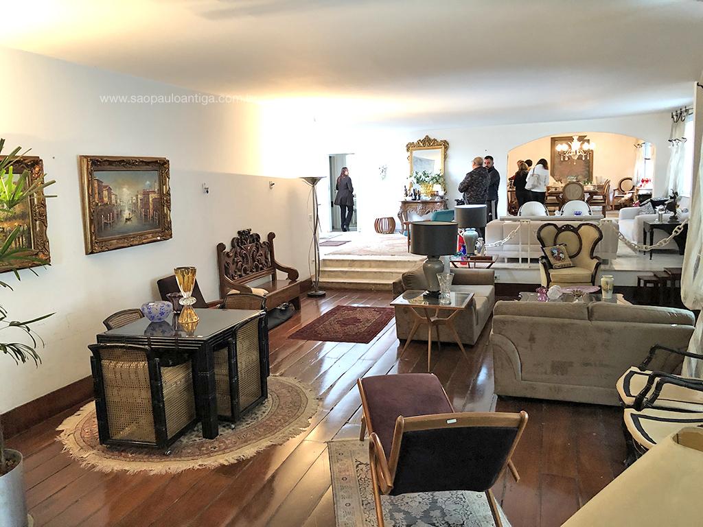 Imagem da casa de Vicente e Marlene Matheus