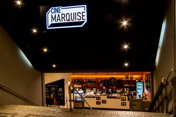 Inauguracao Cine Marquise