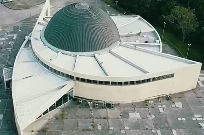 Planetário do Carmo