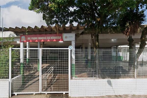cubatao escola municipal adolescente esfaqueia colega