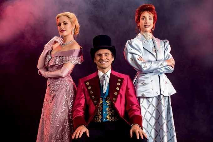 peça-Barnum-o-rei-do-show-números-circenses-corda-bamba-Murilo-Rosa