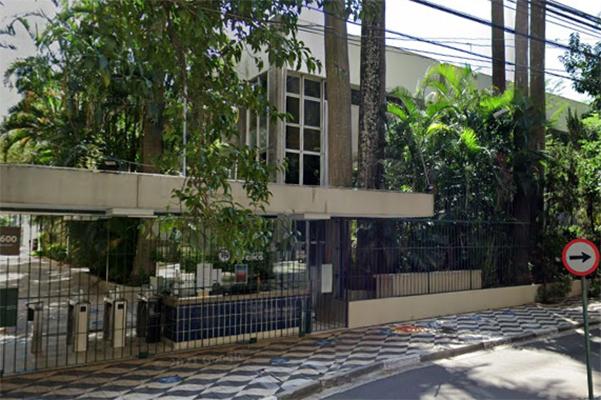 esporte clube pinheiros rua tucumã