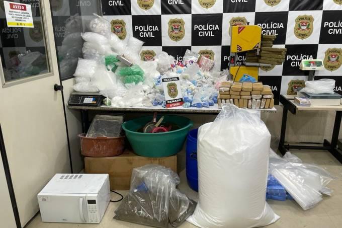 policia civil drogas zona sul