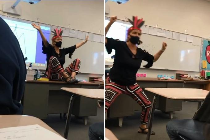 Professora Estados Unidos