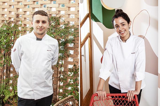 Apó Cozinha – Rafaella e Bruno